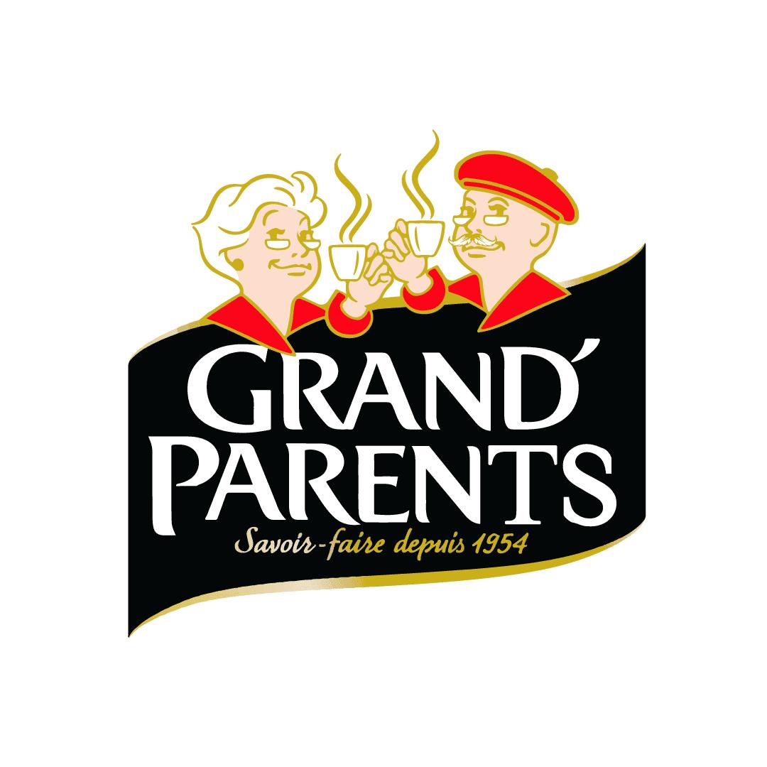 Nouveaux logo : Grand Parents